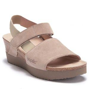 Birkenstock Papillo Linda Platform Wedge Sandal